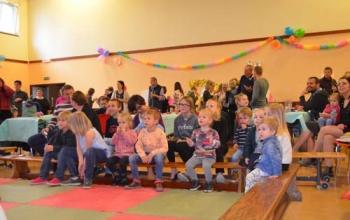 10 ans de la Crèche communale